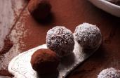 ココアバター100%のチョコレート